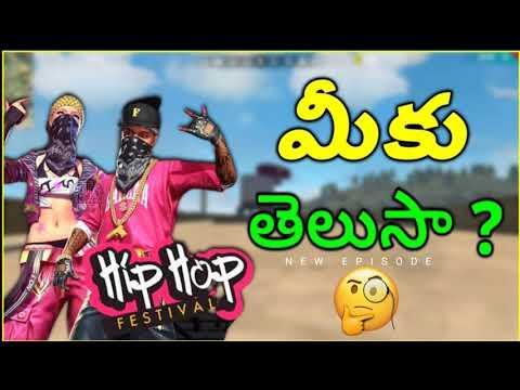 MIKU TELUSA.? EP-7 | Free Fire Tips Tricks In Telugu | Free Fire Myths Telugu | Hello Telugu Gamers
