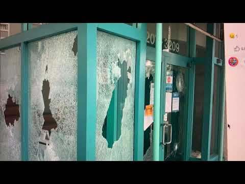 Oakland LGBTQ Community Center Vandalized As Part Of Hate Crime On Saturday June 27 2020