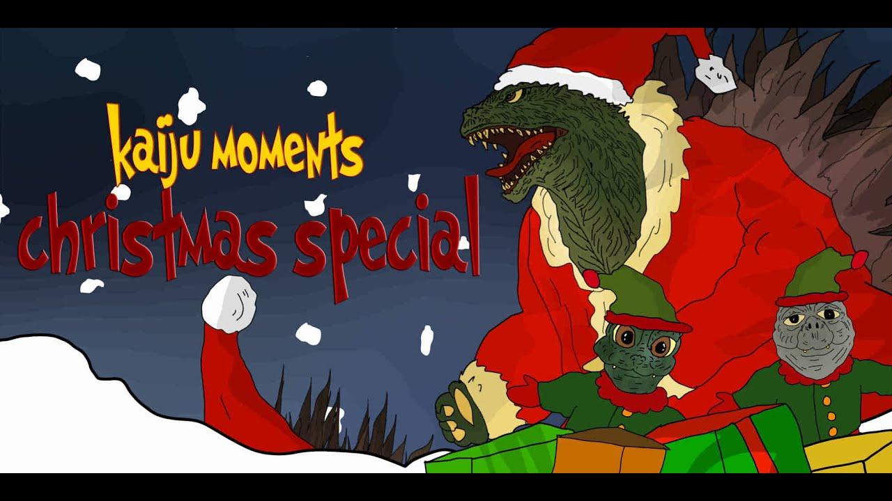 KAIJU MOMENTS CHRISTMAS SPECIAL !!!! - YouTube