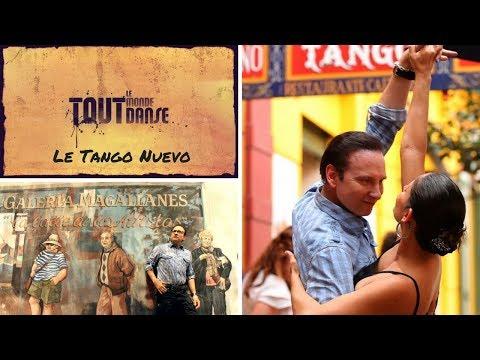 Le Tango Nuevo - Buenos Aires  - Argentine - Jean-Marc Généreux