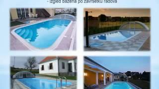 Izgradnja bazena - Aquapur d.o.o. Kosjerić(, 2017-01-30T10:57:15.000Z)