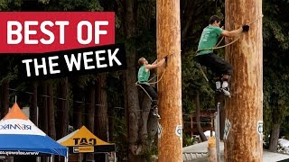 BEST OF THE WEEK - Lumberjacked