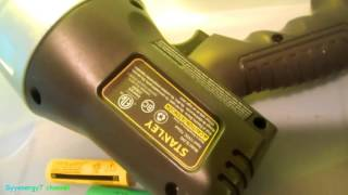 Stanley Rechargeable Worklight Battery Replacement