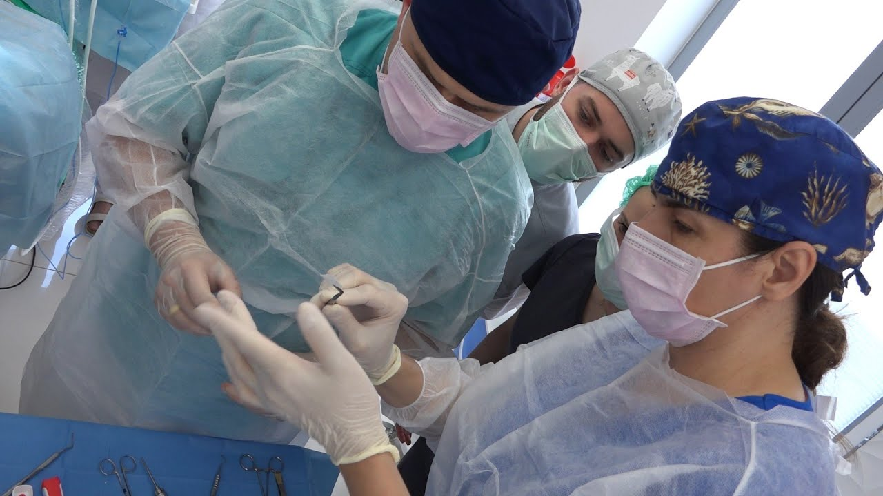 Practiculum Implantologii Sezon IX B Sesja 8 zabieg 5