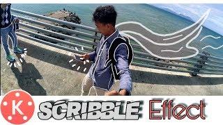 #kinemaster Tutorial : cara edit video scribbles seperti bruno mars - that