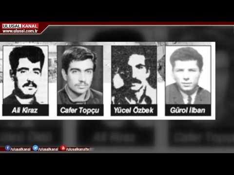 Filistin'de şehit olan devrimciler
