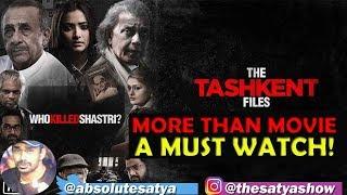 The Tashkent Files | Review
