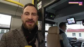 Тестируем белорусский электробус Е433 Vitovt Max Electro