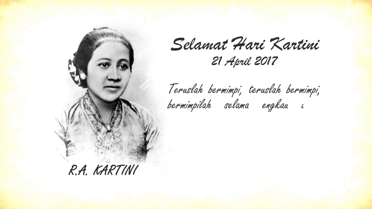Memperingati Hari Kartini 2017 Youtube