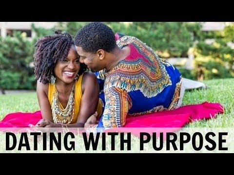 """Dating With Purpose""   Allen & Jennifer Parr"