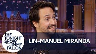 Lin-Manuel Miranda Is Residente's Third Cousin