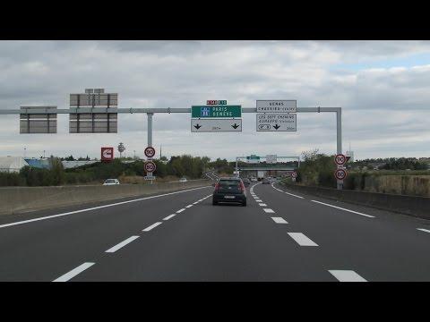 France: N346 Lyon bypass