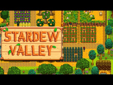 Kinder Day 22 on the Farm, Stardew Valley
