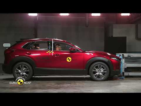 Euro NCAP Crash & Safety Tests Of Mazda CX-30 2019