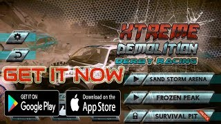 Xtreme Demolition Derby Racing | By Wacky Studios | BuzzAppX
