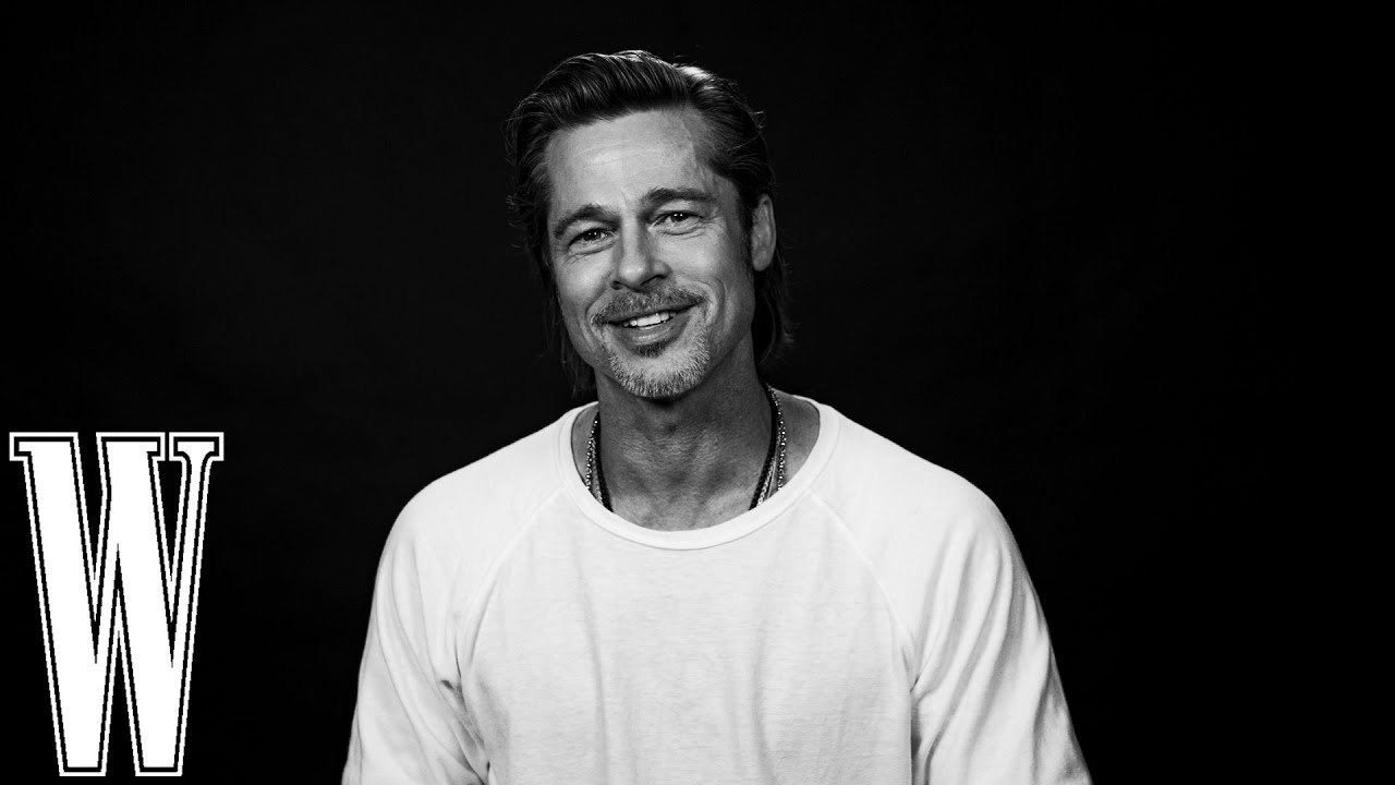 Brad Pitt on His First Kiss, What He Wore to Prom, and His Early Days as an Extra