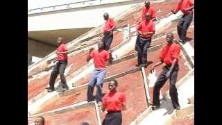 """Amkeni Amkeni"", Saint Cecilia Choir Njiru/Nairobi"