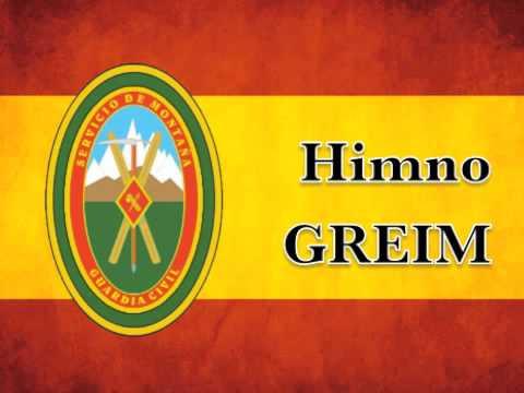Himno de los GREIM