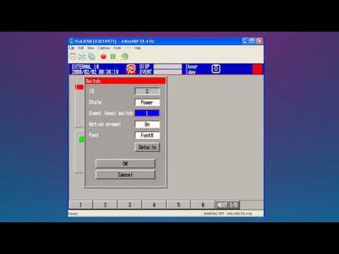 DAQStation DXAdvanced Custom Displays