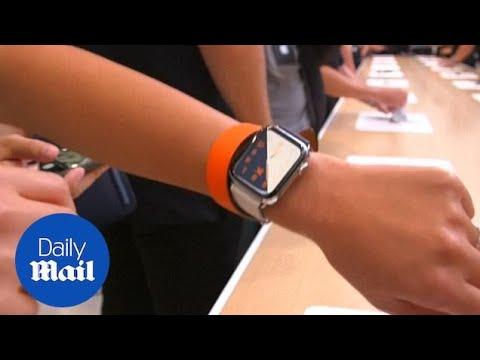 Researchers study how Apple Watch could spot irregular heartbeat Mp3