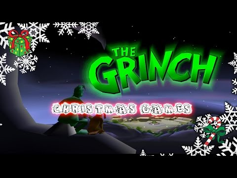 Christmas Video Games - Episode 3: The Grinch