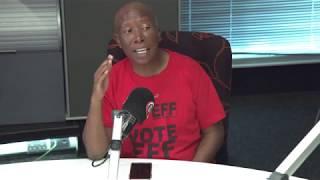 Julius Malema on Uncaptured on Kaya FM