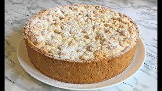 Обязательно Попробуйте Пирог с Яблоками и Заварным Кремом!!! / Яблочный Пирог / Apple Pie
