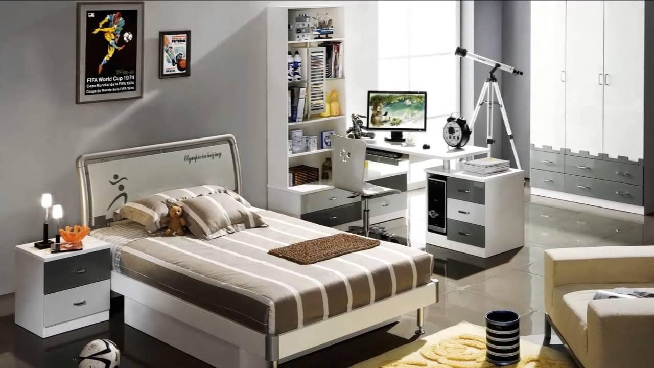 Dormitorios para ni os varones youtube - Dormitorio para ninos ...