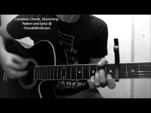 Ain't It Fun Chords by Paramore - How To Play - chordsworld.com