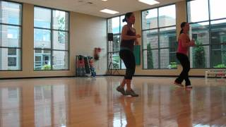 Dance Fitness with Sirena - Conga (Salsa)