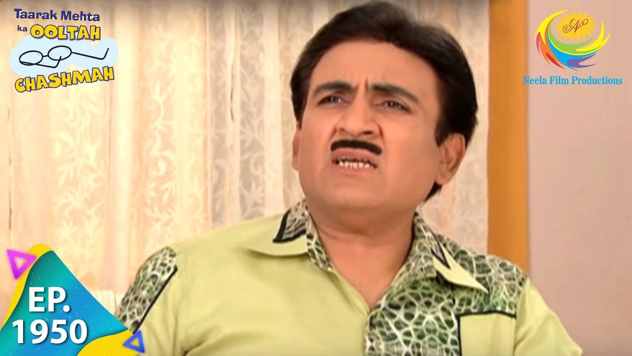 Download Taarak Mehta Ka Ooltah Chashmah - Episode 1950 - Full Episode