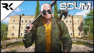 Scum - *PATCH UPDATE* - Sanitarium   Holo Sight   Mk18 Assault Rifle