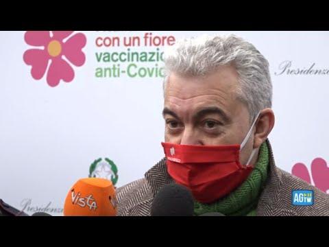 Vaccino anti-Covid, Arcuri: «È il primo spiraglio di luce»