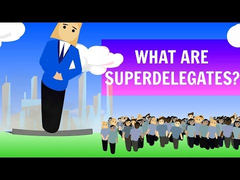 What Are Superdelegates? The 2016 Democratic National Convention (DNC) Explained