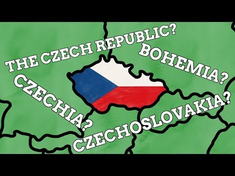 What Should You Call The Czech Republic?