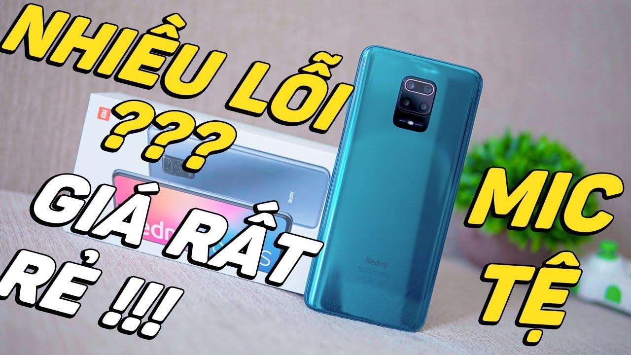 Đánh giá chi tiết Redmi Note 9S: Ngon hơn Bphone B86???