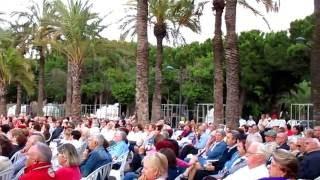 Красивая испанская музыка. Мадрид Исполняет духовой оркестр Валенсии (Испания)(Музыкальная красивая ритмичная композиция