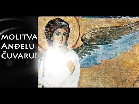 Molitva Anđelu Čuvaru!