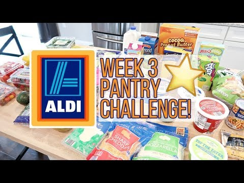 pantry-+-freezer-challenge-week-3!-😍-$85-aldi-grocery-haul-and-meal-planning!