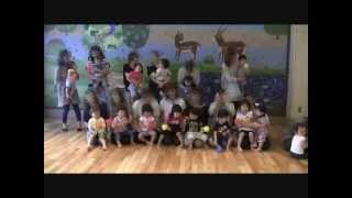 NHKの復興支援曲「花は咲く」をテーマにした幼児サークルの ご紹介です...