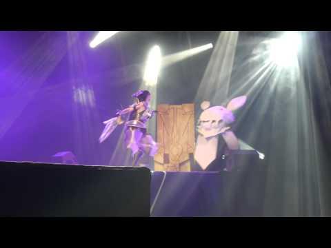 Japan Expo 2014  Sélections Françaises du World Cosplay Summit  04  Date a Live