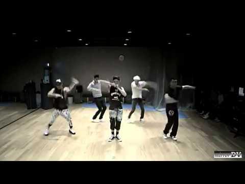 BigBang - Monster (dance practice) mirrorDV