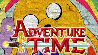 SPEED DRAWING ADVENTURE TIME   TOMATIITO FRITO