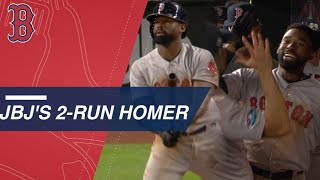 Jackie Bradley Jr. launches another clutch homer in Game 4 of ALCS