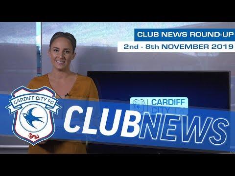 CLUB NEWS ROUND-UP | 8th NOVEMBER