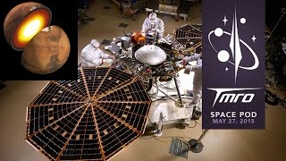 Mars and Beyond:  The InSight mission probes the core of Mars- Space Pod 05/27/15
