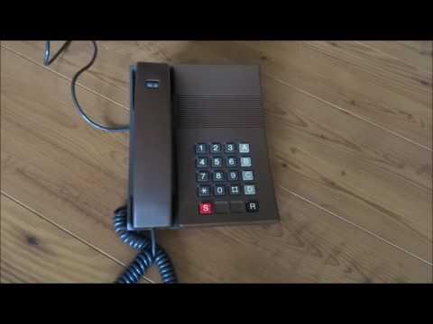 Téléphone DIGITEL 2000, les 4 mélodies de la sonnerie