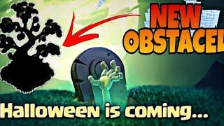 Coc October Halloween Update 2019 Leaks //NEW OBSTACEL//NEW TROOPS.