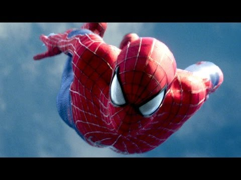 """Free Fall"" The Amazing Spiderman 2 Movie Clip [Ultra HD - 4K]"