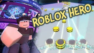 GUITAR HERO NO ROBLOX - ROBEATS!